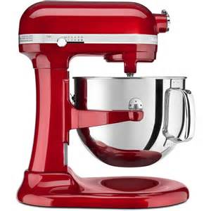 Kitchen Aid Mixer by Kitchenaid Proline 7 Quart Mixer Candy Apple Red