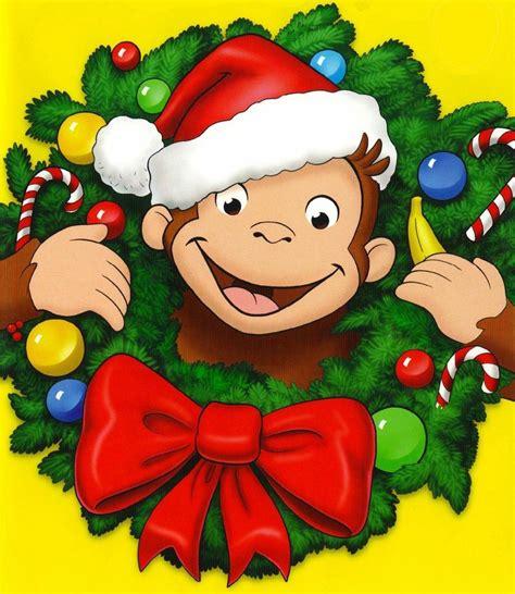imagenes de navidad animados caricaturas dibujos animados cartoons jorge el curioso