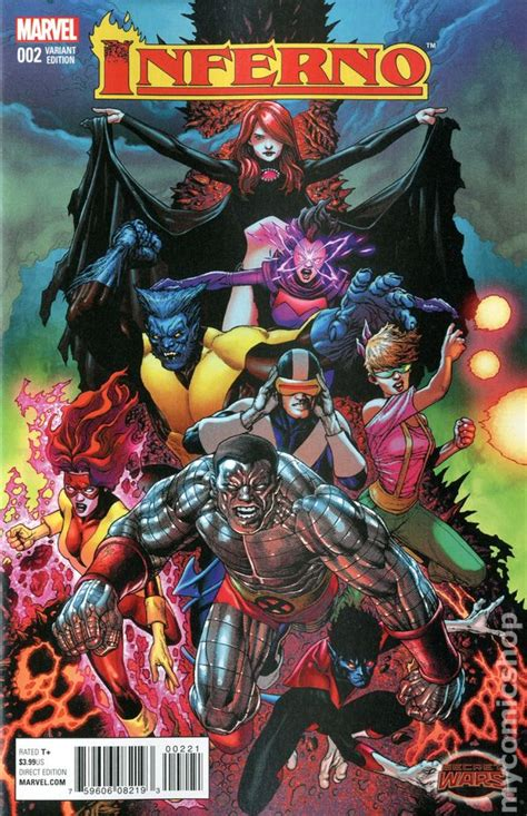 inferno  marvel comic books