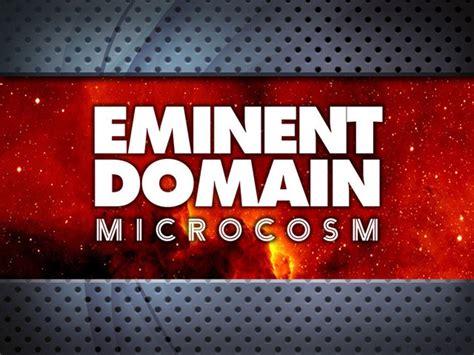 table   eminent domain microcosm geekdad