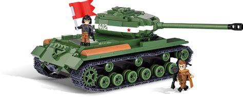 Cobi 2491 575 Pcs Small Army Is 2 575 Kl cobi radziecki czo蛯g is 2m ma蛯a armia 2491 mazak marek