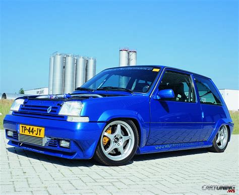 renault 5 tuning tuning renault 5 187 cartuning best car tuning photos from