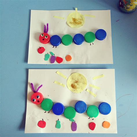 mini craft projects minibeast ideas for toddlers clare s tots