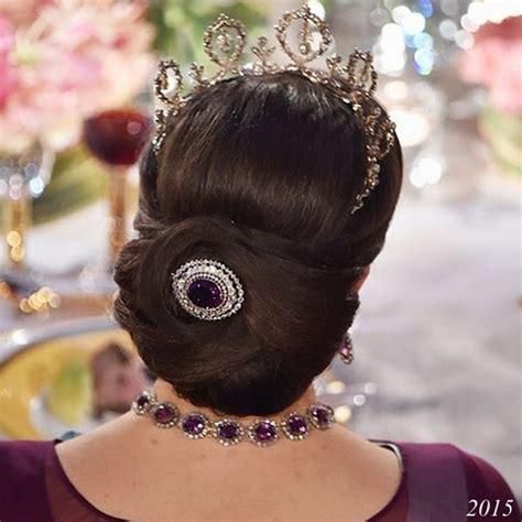 swedish hairstyles hairstyle of princess victoria at nobel prize ceremonies