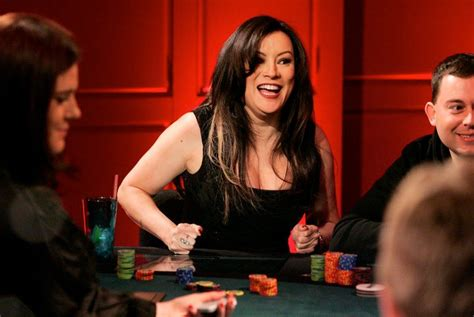 Phil Laak ? Jennifer Tilly Wins Big at the Big Game and Phil Laak Joins the Party