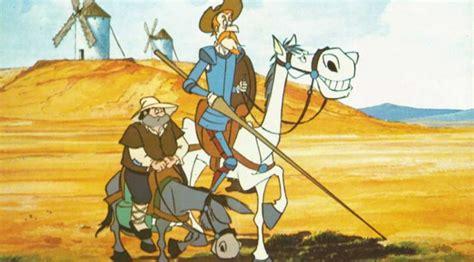 imagenes reales de don quijote dela mancha responsables de la serie de animaci 243 n de los 70 don