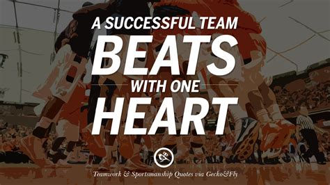 team quotes 50 inspirational quotes about teamwork and sportsmanship