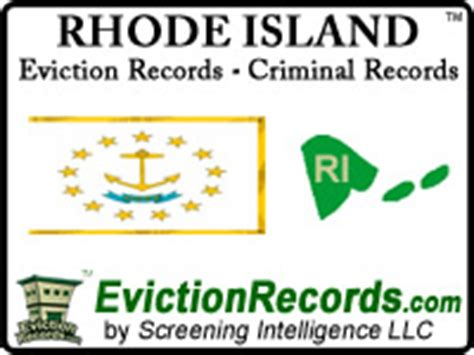 Rhode Island Criminal Record Rhode Island Criminal Records Ri Tenant Eviction Search
