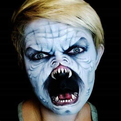 paint man halloween face painting ideas for men women and kids page 2