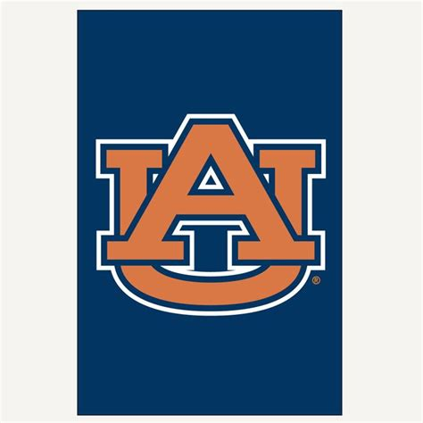 patterned u logo auburn logo stencil pictures to pin on pinterest pinsdaddy