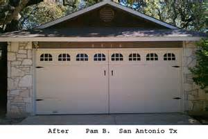 garage door window kit carriage house stall