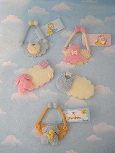 Polymer Clay Baby Shower Favors by 319 Mejores Im 225 Genes Sobre Miniaturas En Porcelana Fria En