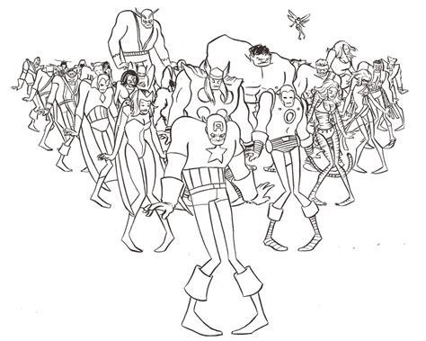 avengers assemble coloring pages avengers coloring pages coloring page avengers 1000x800px