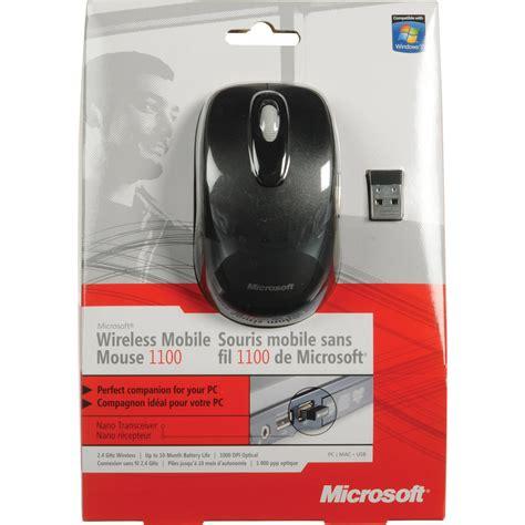 microsoft wireless mobile mouse 1000 microsoft wireless mobile mouse 1000 2cf 00008 b h photo