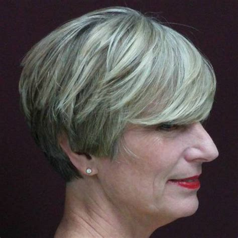 short gray hairstyles with wedge in back 20 wonderful wedge haircuts