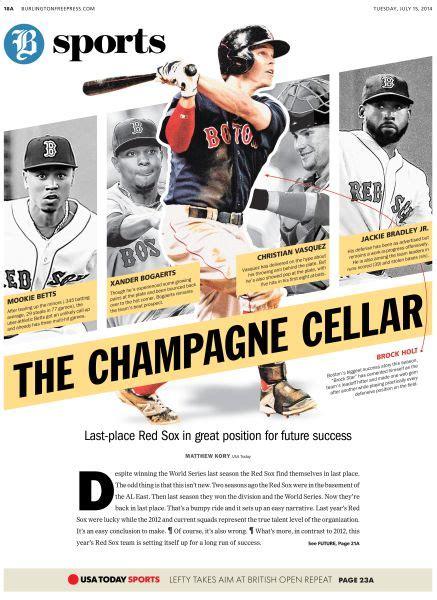 design news online sports magazine design google 検索 chart pinterest