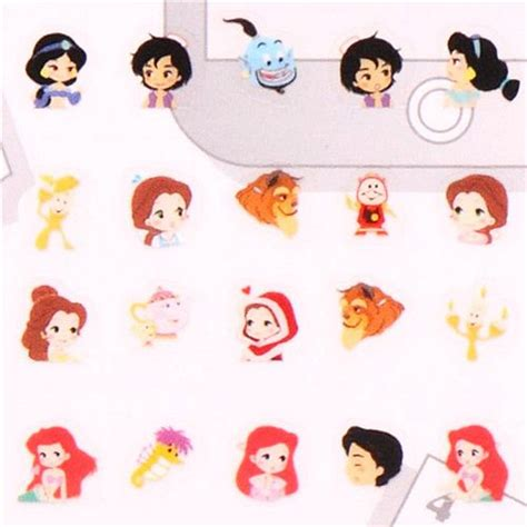 Small Disney Stickers