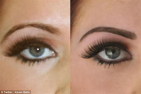eyebrow tattoo before and after childs sports thick eyebrows after getting a