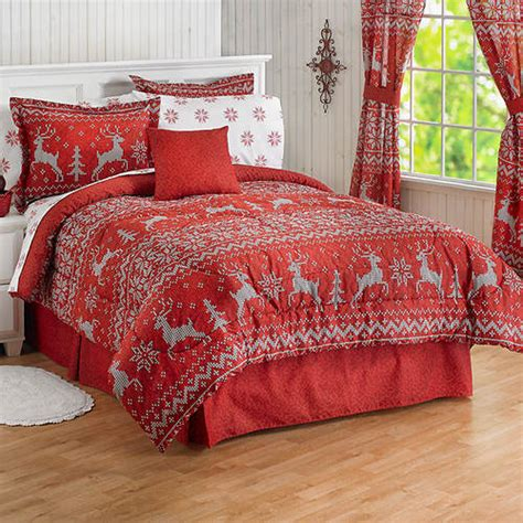 sweater comforter holiday sweater bedding set gallery