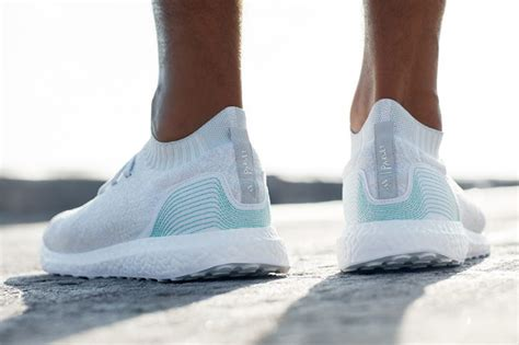 recycle athletic shoes adidas makes running shoes from recycled plastic