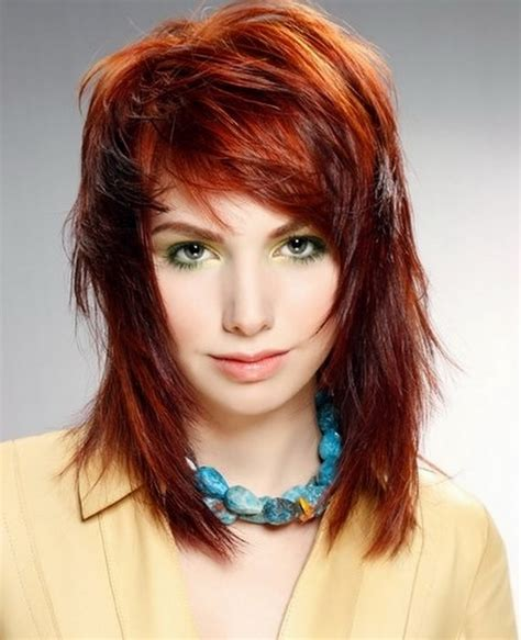 shag haircuts easy care best shaggy hairstyles for women 2013 natural hair care
