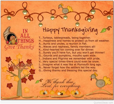 Thanksgiving Cards For