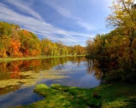 Landscape Hd Autumn Landscape Hd By Claudiu D Desktop Wallpaper
