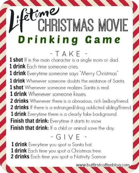 printable drinking games for adults 10 christmas movie drinking games you ll want to play this