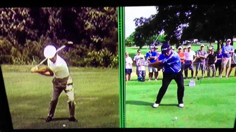 swinging youtube ben hogan jason dufner swing cbs youtube