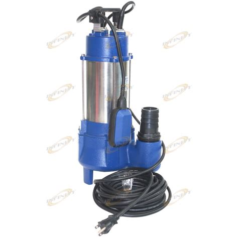 Plumbing Pumps by 2hp Submersible Sewage Ejector Drain Water Plumbing
