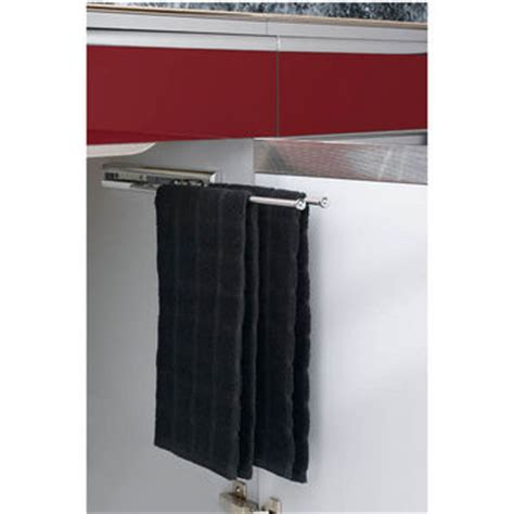 under kitchen cabinet towel rack towel organizers pull out and door mounted towel racks