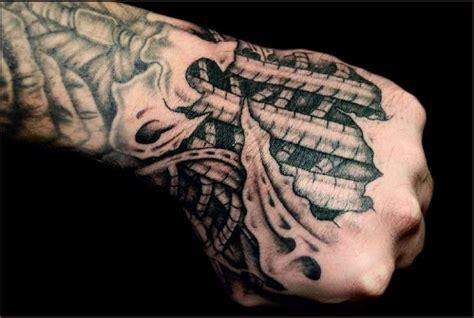 tattoo biomechanical hand 67 incredible mechanical tattoos