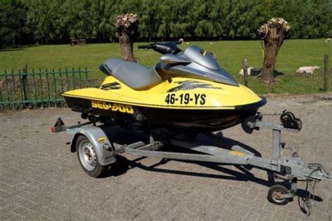 waterscooter te huur te koop waterscooter seadoo rx 135pk advertentie 496976