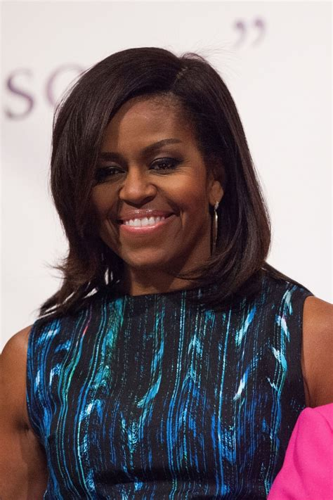 michelle obama haircut michelle obama curly bob hairstyle hot girls wallpaper