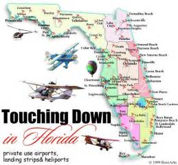 florida map with cities and airports absolutely florida aviation interactive map of airports