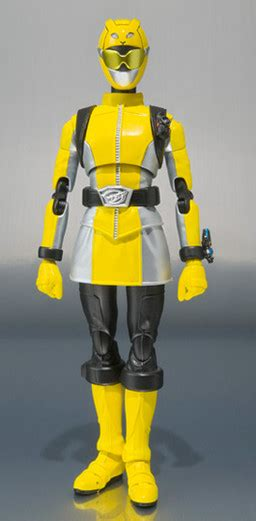 Figure Buster tokumei sentai go busters yellow buster s h figuarts