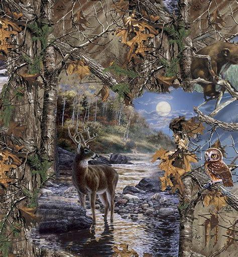 wildlife fabric for curtains wildlife fabric realtree fabric fleece deer fabric 4710