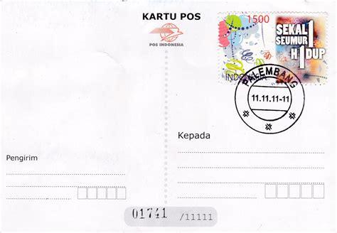 Harga Kartu Pos jual jual kartu pos indonesia bintang ritel