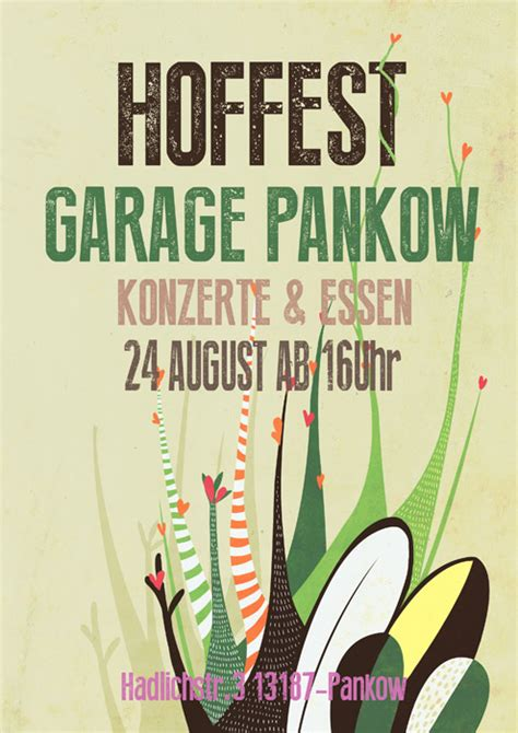 Plakat Design by Poster Garage Pankow T 243