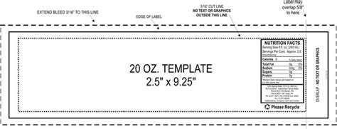 bottle labels water bottle labels and label templates on