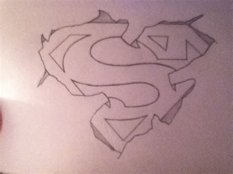 superman logo tattoo idea by tessiia on deviantart