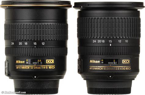 Nikon Lensa Af S Dx 10 24mm F35 45g Ed Alta nikon 10 24mm