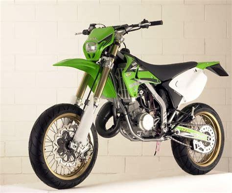 Cross Motorrad 125 Ccm Kawasaki by 125 Kawasaki Supermoto Motorrad Bild Idee