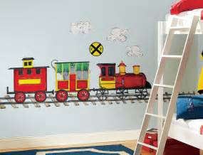 decorating boys room in trains room decorating ideas