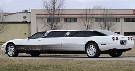 stretch corvette zu verkaufen corvette c4 stretch limousine
