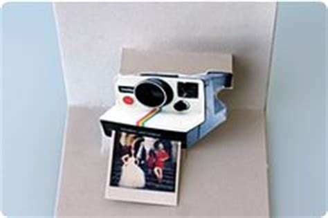 polaroid pop up card template 1000 images about diy anniversary cards on