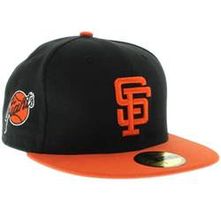 sf giants colors san francisco giants cranium fitteds