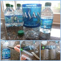 Easy Curb Appeal Projects - recycled water bottle butterfly diy inspired
