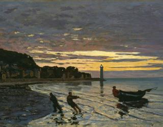 Claude Monet 2911 by Bodega Bay Heritage Gallery Monthly
