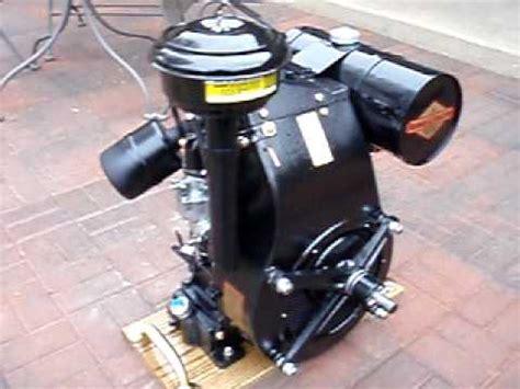 z engine 1942 briggs model z engine